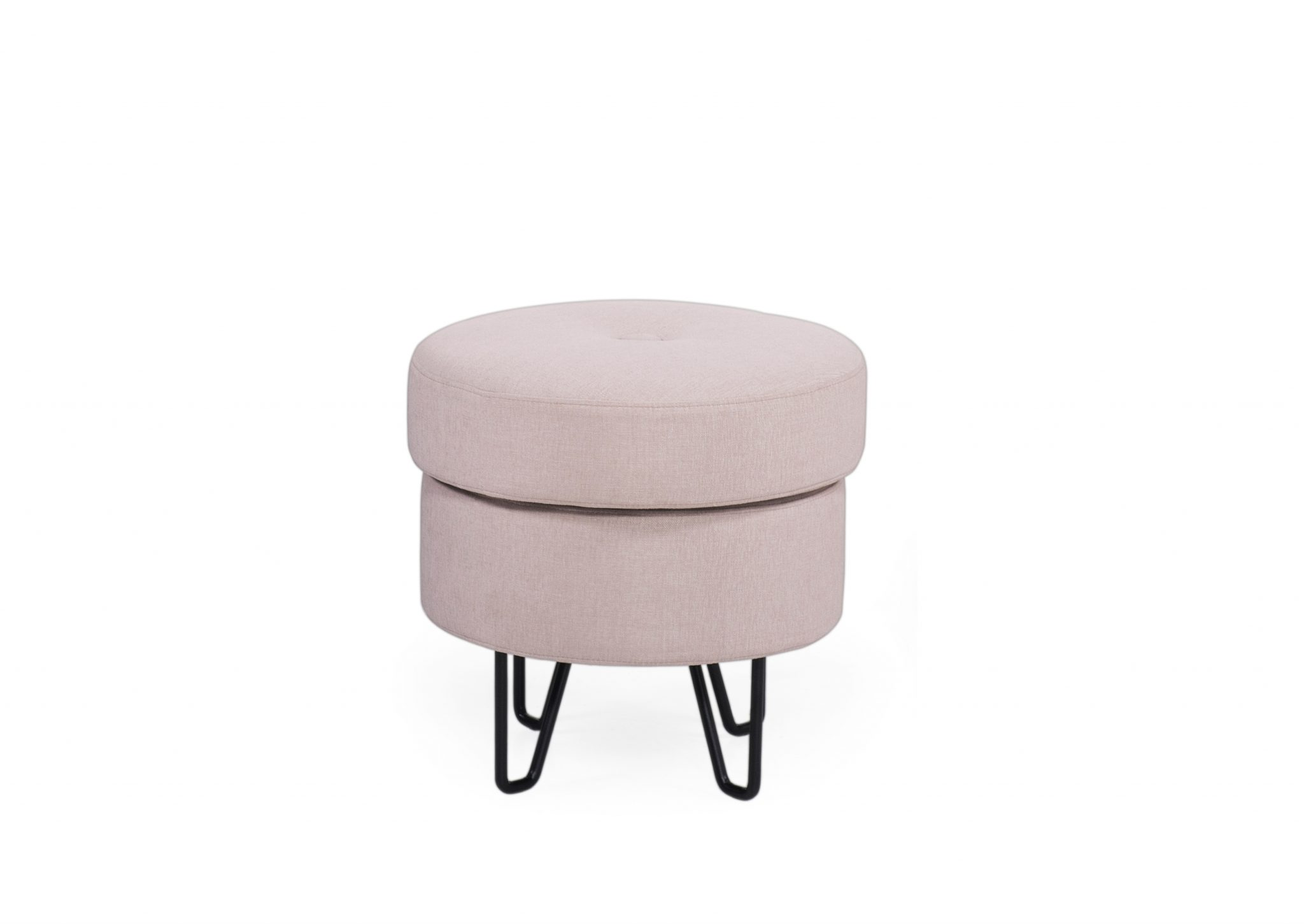 Carate Small Pouffe With Storage Softnord