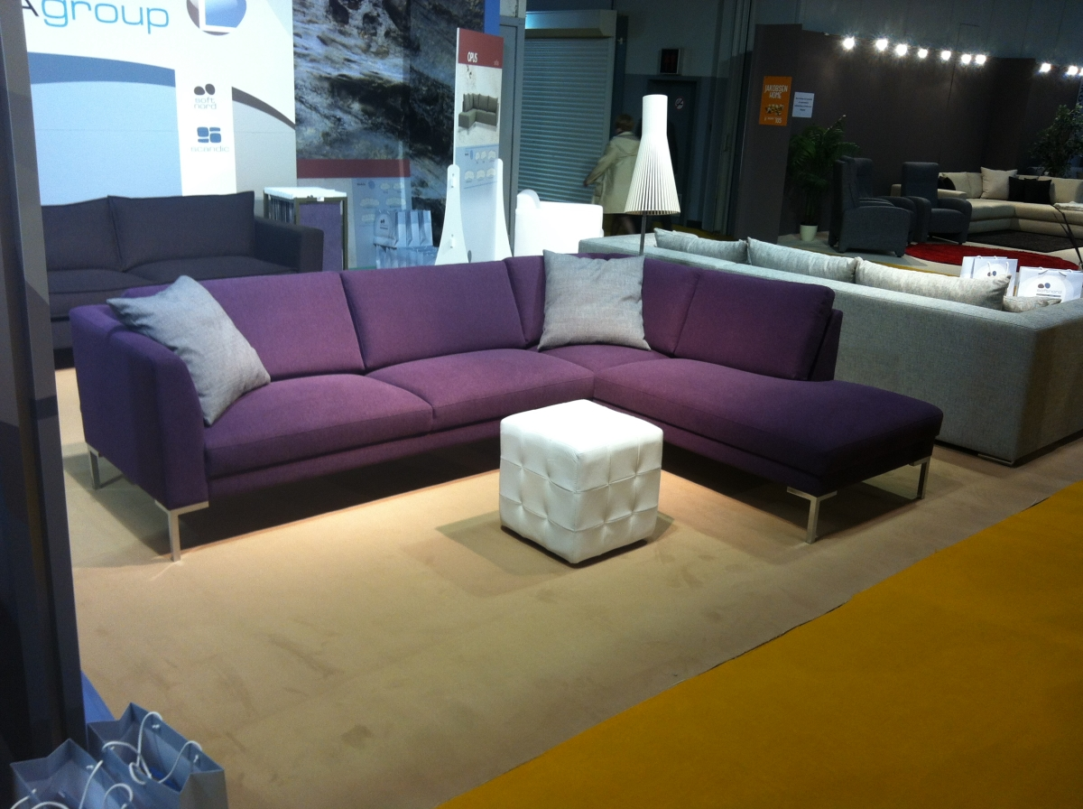 Invitation to the Brussels Furniture Fair