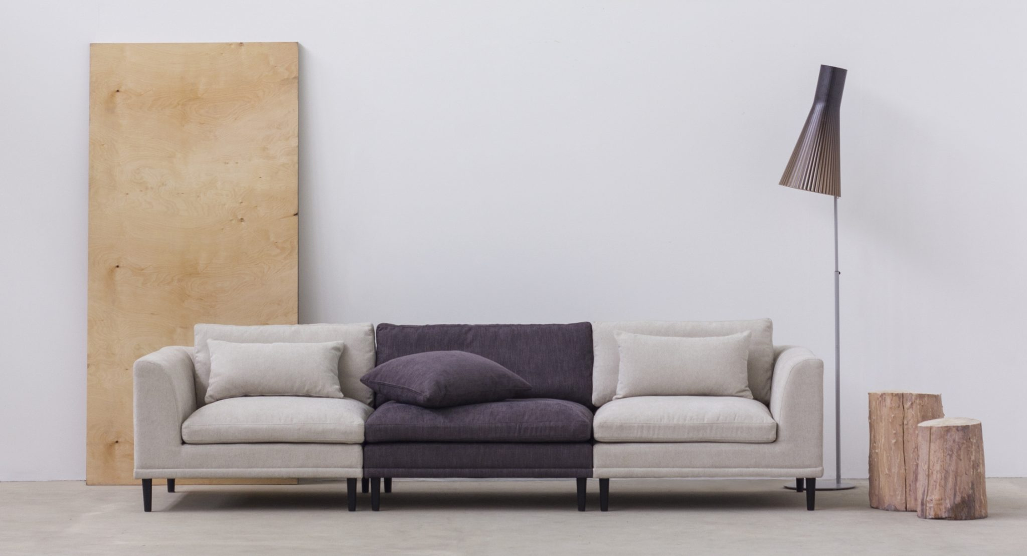 Marriot Sofa Scandinavian Style Softnord