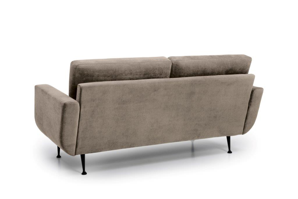 FLY 2 seater (Orinoco 4 sand) back softnord soft nord scandinavian style furniture modern interior design sofa bed chair pouf upholstery