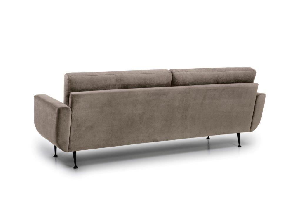FLY 3 seater (Orinoco 4 sand) back softnord soft nord scandinavian style furniture modern interior design sofa bed chair pouf upholstery