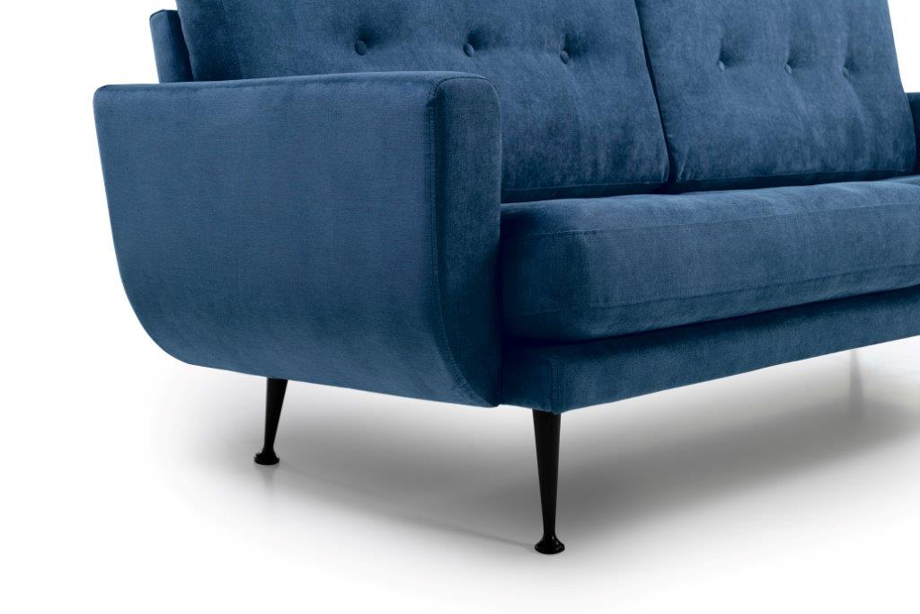 FLY (Orinoco 16 blue) arm + leg softnord soft nord scandinavian style furniture modern interior design sofa bed chair pouf upholstery