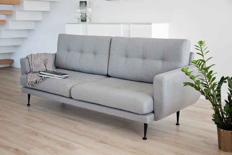 Fly Softnord Soft Nord Scandinavian Style Furniture Interior Design Sofa Bed Chair
