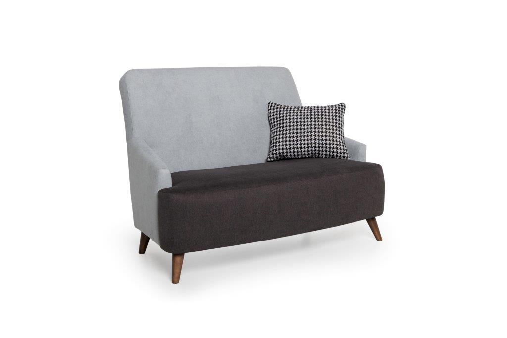 AVON 2 seater softnord soft nord scandinavian style furniture modern interior design sofa bed chair pouf upholstery