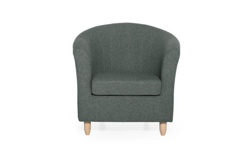 CASPER chair (VERONA 3_2 dark grey) softnord soft nord scandinavian style furniture interior design sofa bed chair pouf