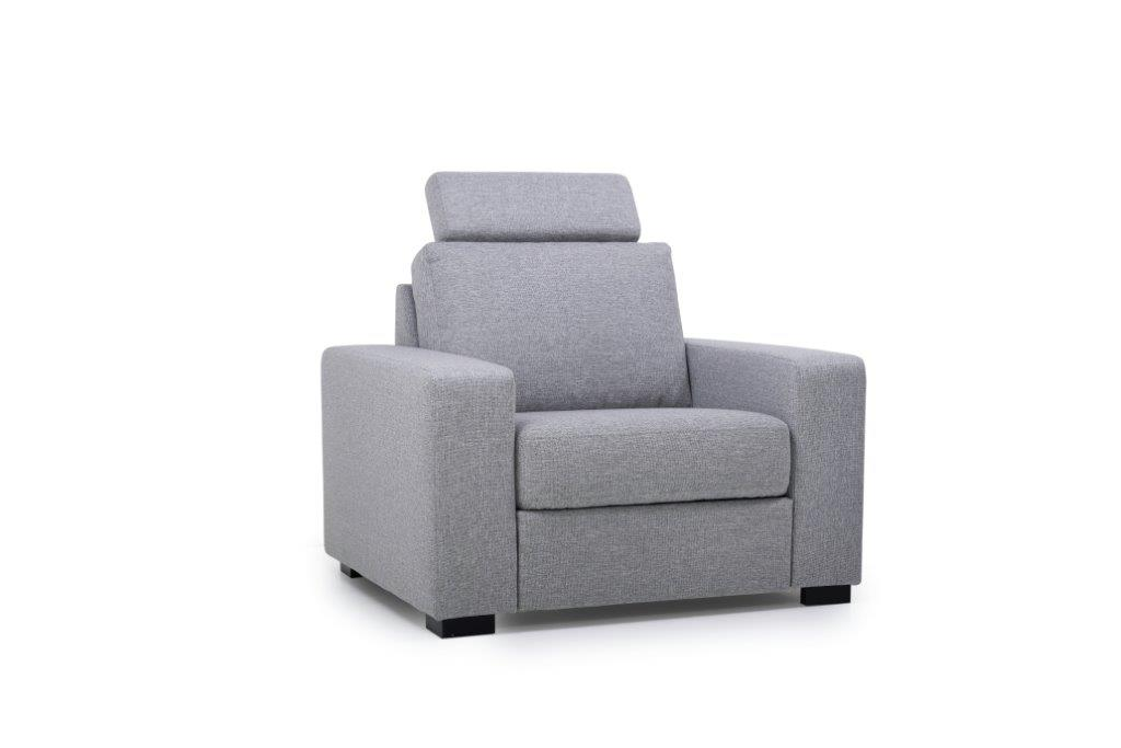 ML recliner 1-seater (LINDT 3-2) side softnord soft nord scandinavian style furniture modern interior design sofa bed chair pouf upholstery