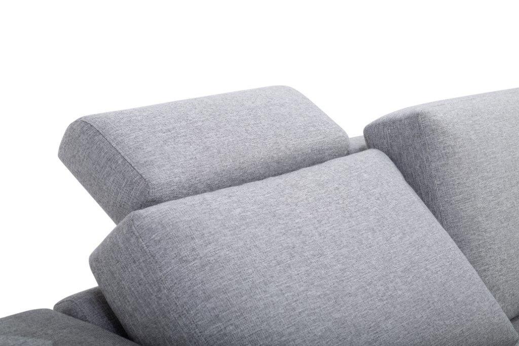 ML recliner (LINDT 3-2) headrest softnord soft nord scandinavian style furniture modern interior design sofa bed chair pouf upholstery