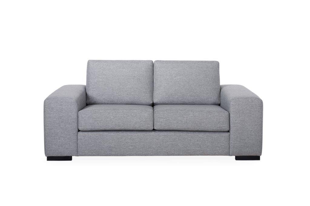 MODERN LIVING 2 seater (LINDT 3_2 dark grey) (5) softnord soft nord scandinavian style furniture modern interior design sofa bed chair pouf upholstery