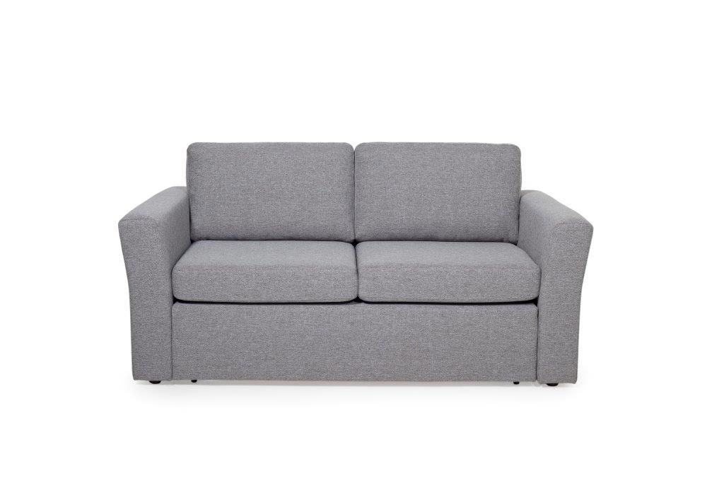 MODERN SLEEPING 2 seater (TROY 3 grey) (3)