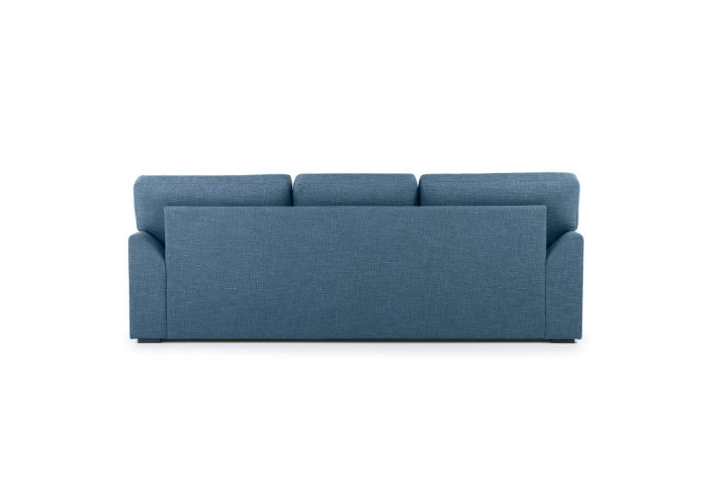 NEW MS 3 seater arm G (WESTER 16 blue) back