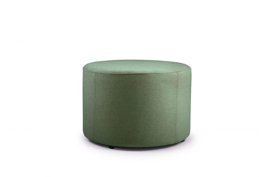 RONDO pouf (Verona 17 green)