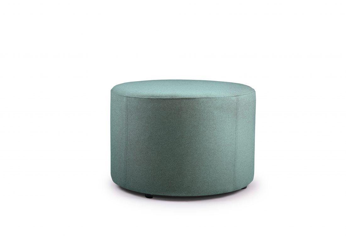 RONDO pouf (Verona 29 sapphire)