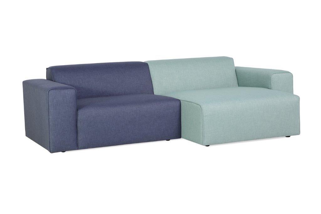 STING chaiselongue (LIDO tren blue_sapphire) (2) softnord soft nord scandinavian style furniture modern interior design sofa bed chair pouf upholstery