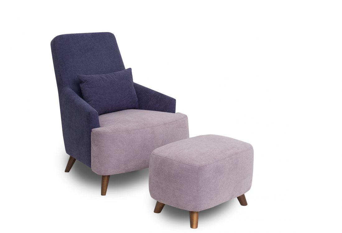 Slope chair sofa scandinavian style softnord (1)
