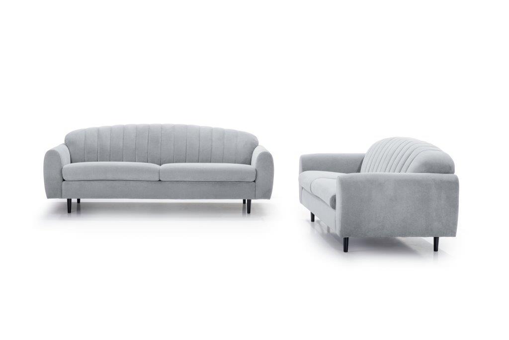 CADILLO 2,5+3 (ORINOCO 22_1 light silver)_softnord soft nord scandinavian style furniture modern interior design sofa bed chair pouf upholstery