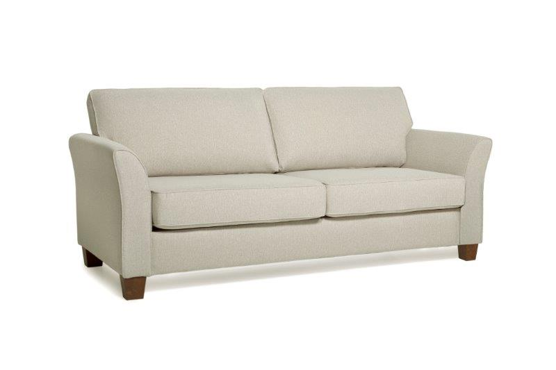 CARLSON chaiselongue ( PLATIN 8 beige) softnord soft-nord scandinavian style furniture interior design sofa bed chair pouf