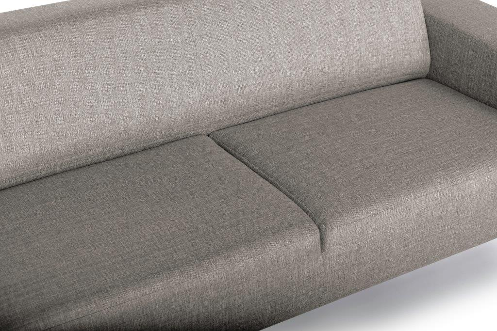 DIVA (NIMES 14 latte) detail softnord soft nord scandinavian style furniture modern interior design sofa bed chair pouf upholstery