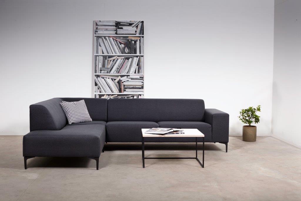 DIVA open corner arm B (INARI 7_2 antrazite) softnord soft nord scandinavian style furniture modern interior design sofa bed chair pouf upholstery
