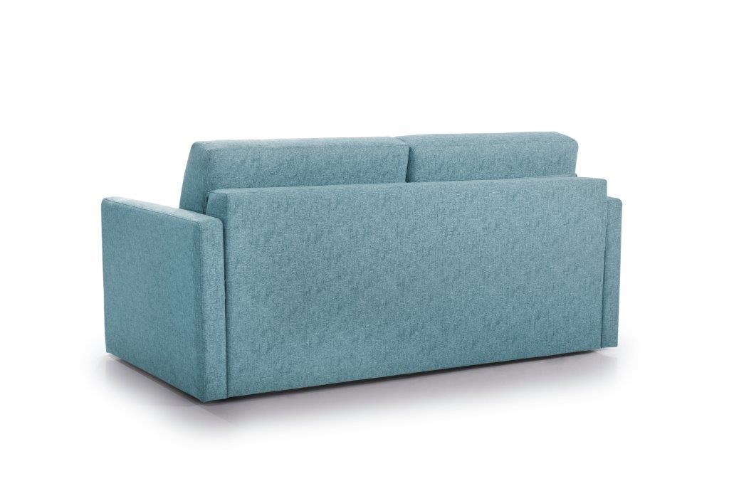ELBEKO 2 seater arm C (GUSTO 29 sapphire) back softnord soft nord scandinavian style furniture modern interior design sofa bed chair pouf upholstery