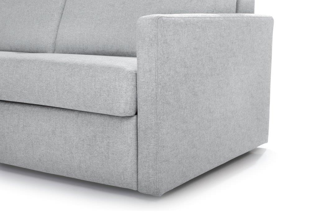 ELBEKO 2 seater arm C (GUSTO 4 sand) arm softnord soft nord scandinavian style furniture modern interior design sofa bed chair pouf upholstery