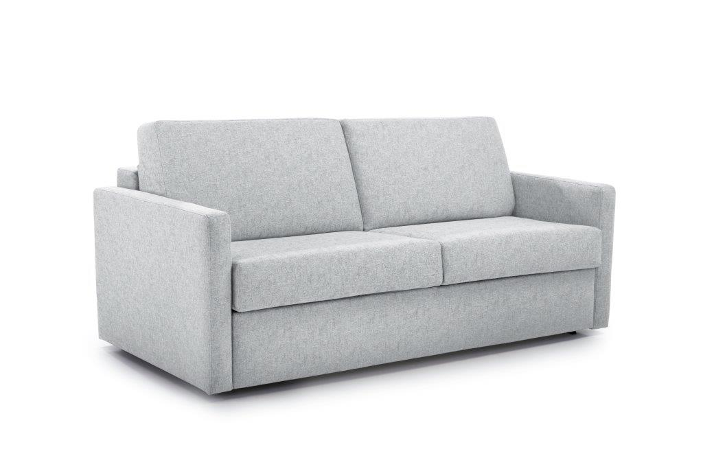 ELBEKO 2 seater arm C (GUSTO 4 sand) side softnord soft nord scandinavian style furniture modern interior design sofa bed chair pouf upholstery