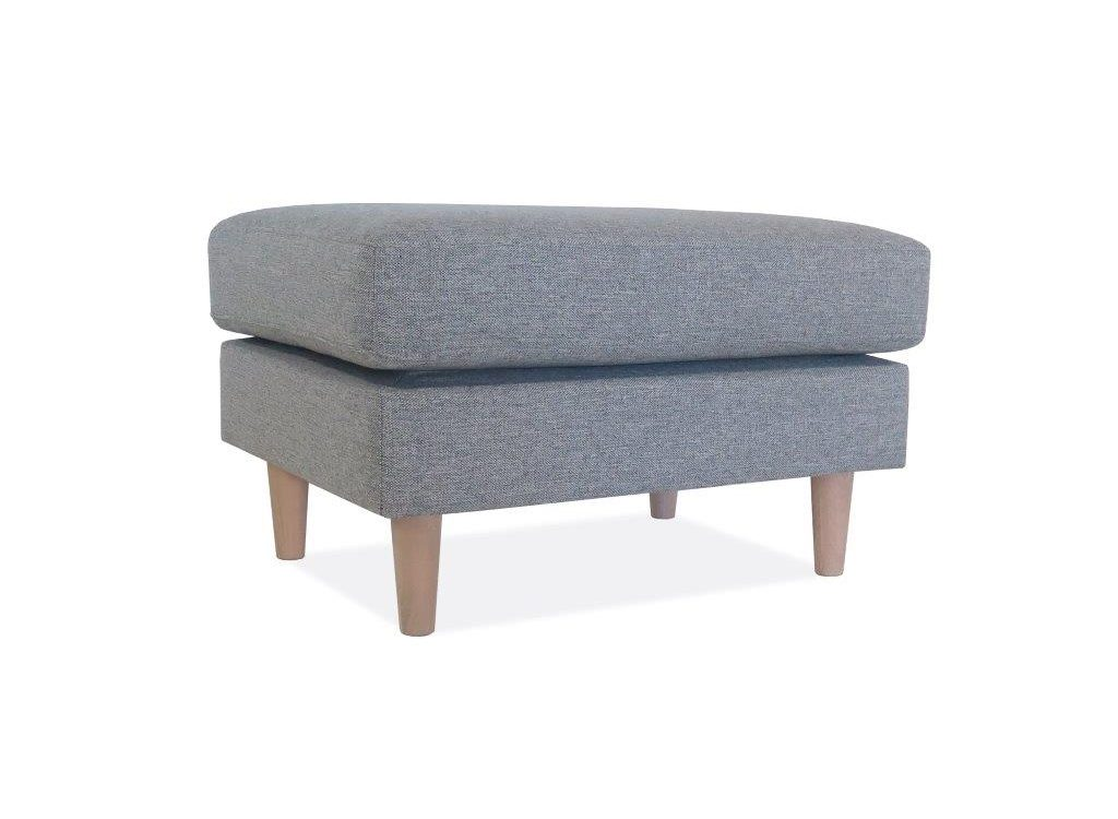 FOCUS pouffe (LINDT 3_2 dark grey) (1) softnord soft nord scandinavian style furniture modern interior design sofa bed chair pouf upholstery