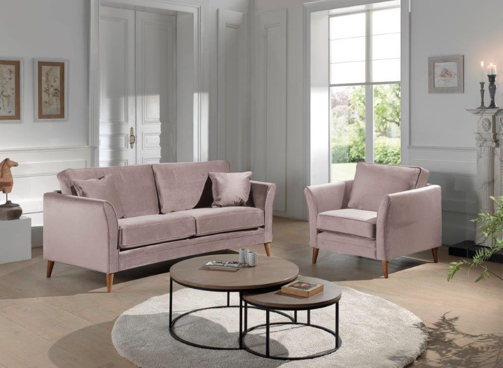 FRANCESCA (NAPOLY 11 pink)