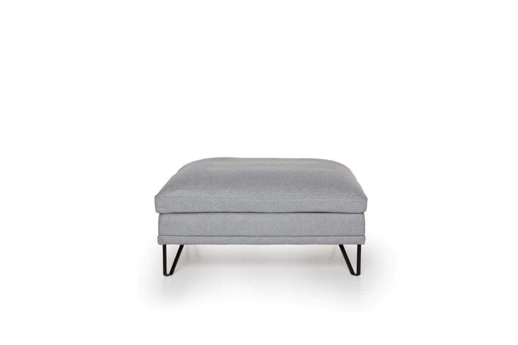 MARRIOT pouffe (NATUR WOOL 3 1) softnord soft nord scandinavian style furniture modern interior design sofa bed chair pouf upholstery