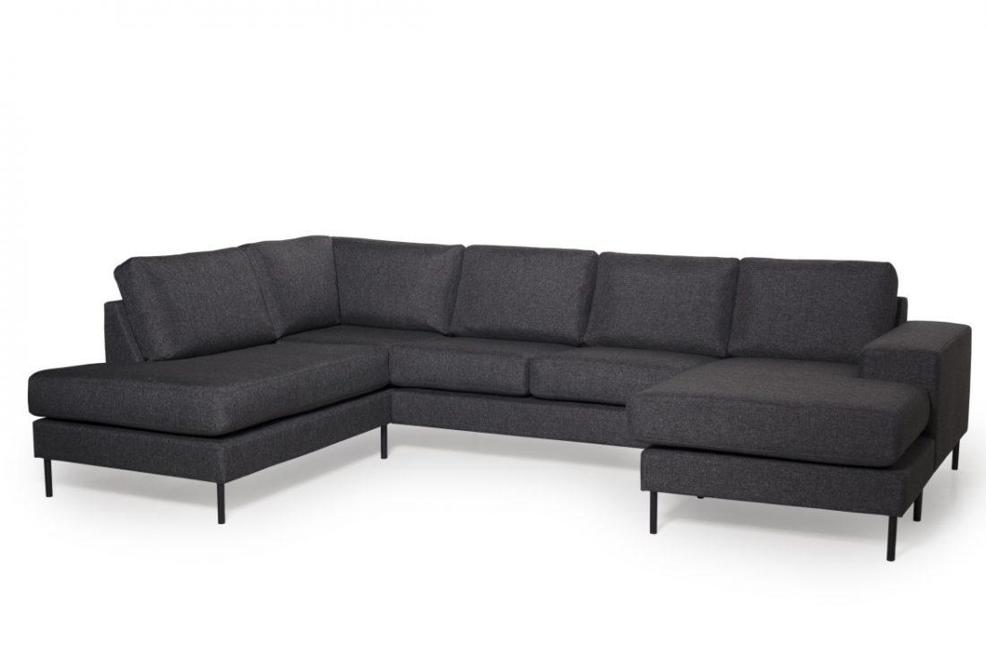 OSLO corner sofa scandinavian style softnord