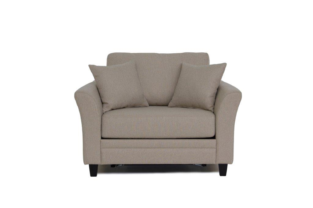 SONIA 1 seater (2) softnord soft nord scandinavian style furniture modern interior design sofa bed chair pouf upholstery