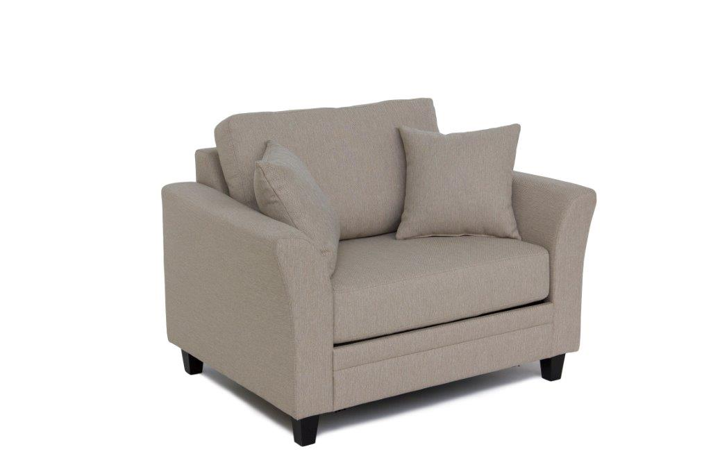 SONIA 1 seater (3) softnord soft nord scandinavian style furniture modern interior design sofa bed chair pouf upholstery