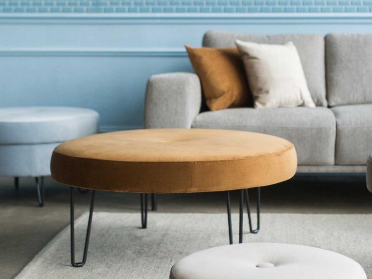 SOVICO footstools interior_