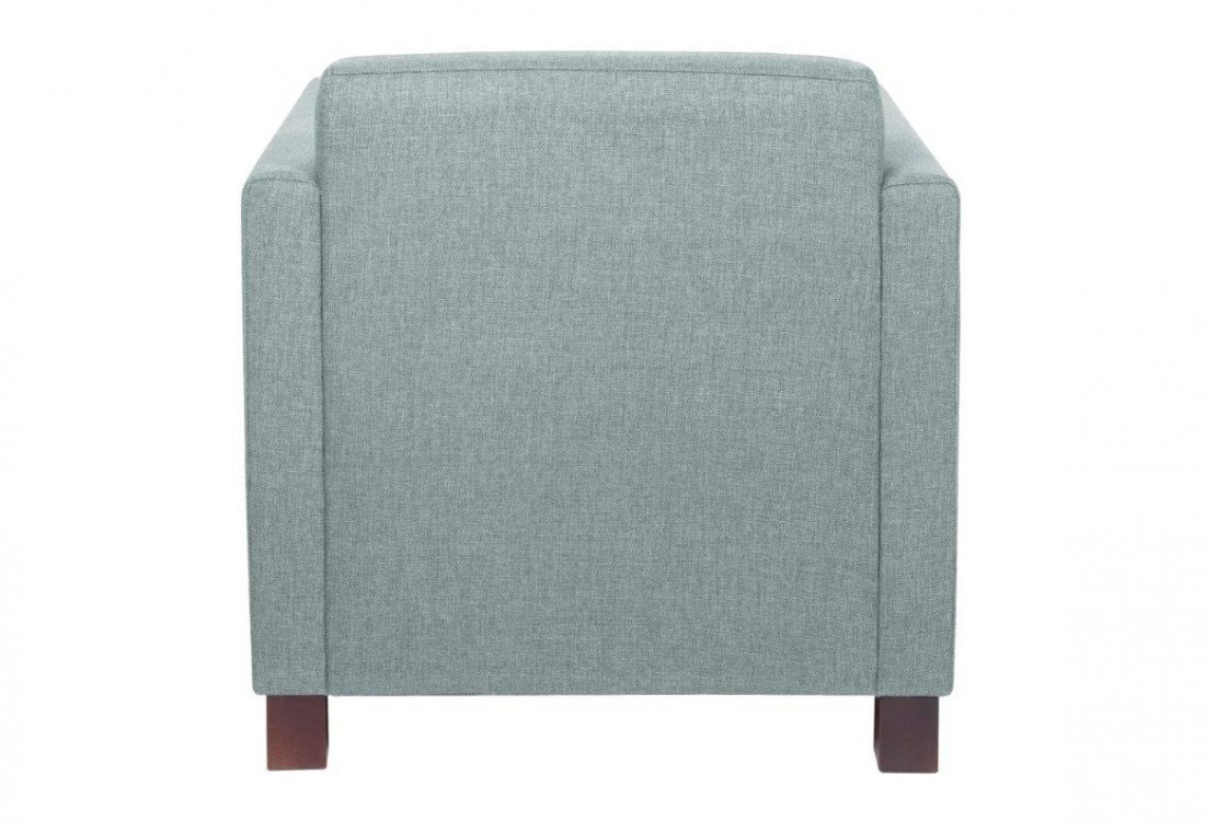 TOPAZ armchair (LINDT 29 sapphire) softnord soft nord scandinavian style furniture modern interior design sofa bed chair pouf upholstery (2)