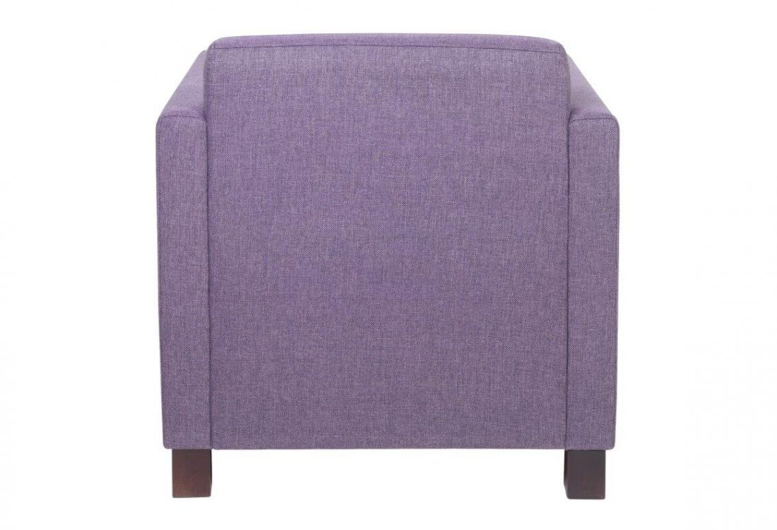 TOPAZ armchair (fabric-SOFTIMUS 19 lily) (4) softnord soft nord scandinavian style furniture modern interior design sofa bed chair pouf upholstery