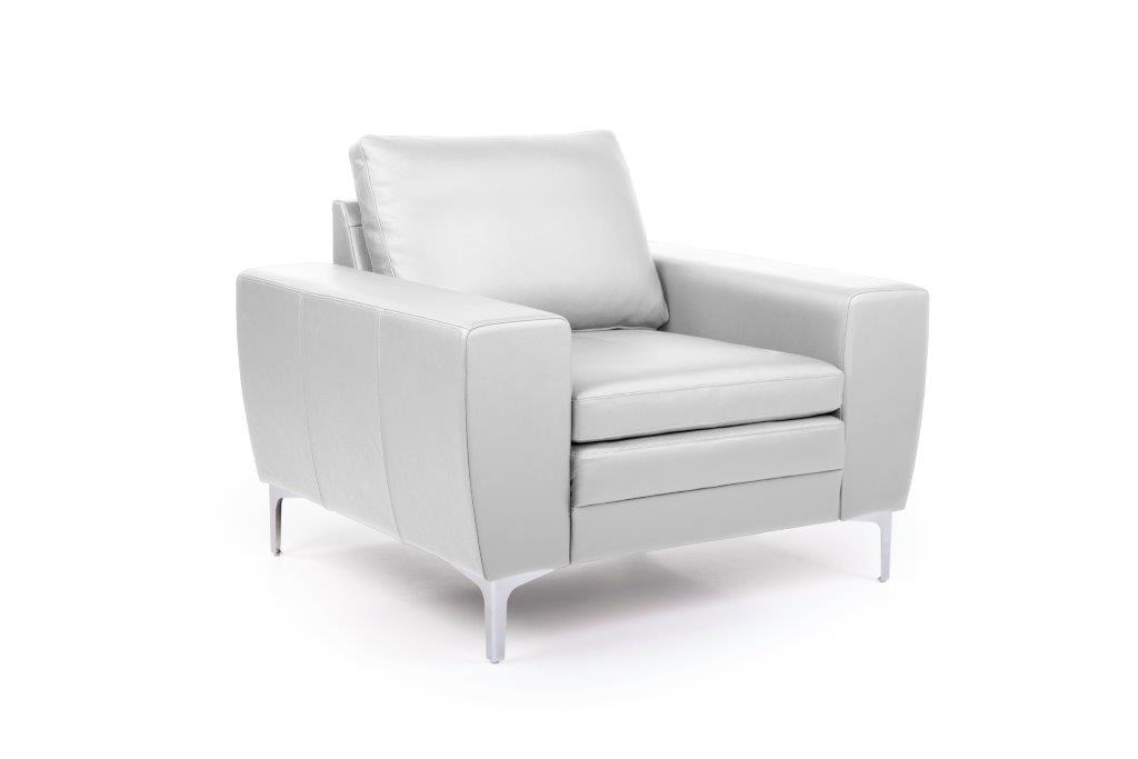TWIGO 1 seater (SIERA white) side softnord soft nord scandinavian style furniture modern interior design sofa bed chair pouf upholstery