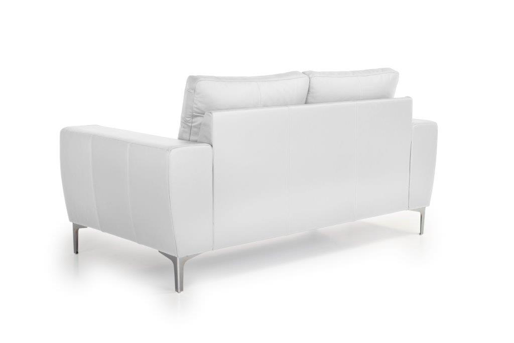 TWIGO 2 seater (SIERA white) back softnord soft nord scandinavian style furniture modern interior design sofa bed chair pouf upholstery