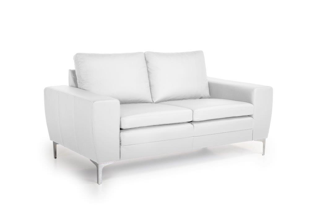 TWIGO 2 seater (SIERA white) side softnord soft nord scandinavian style furniture modern interior design sofa bed chair pouf upholstery
