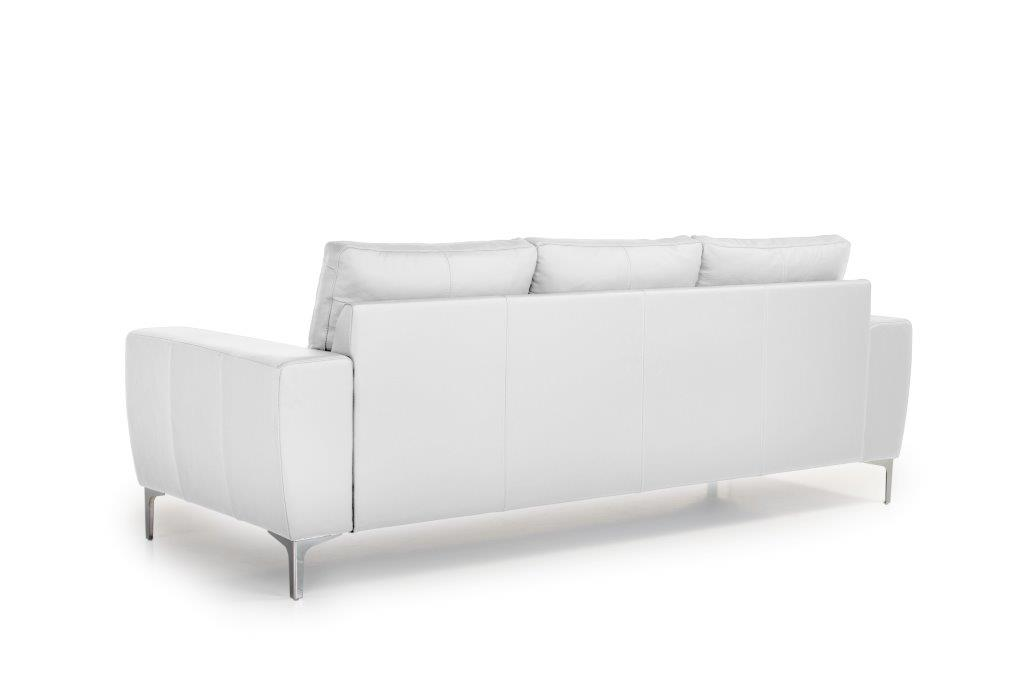TWIGO 3 seater (SIERA white) back softnord soft nord scandinavian style furniture modern interior design sofa bed chair pouf upholstery