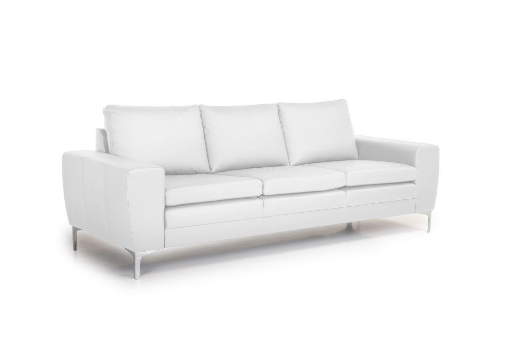 TWIGO 3 seater (SIERA white) side softnord soft nord scandinavian style furniture modern interior design sofa bed chair pouf upholstery