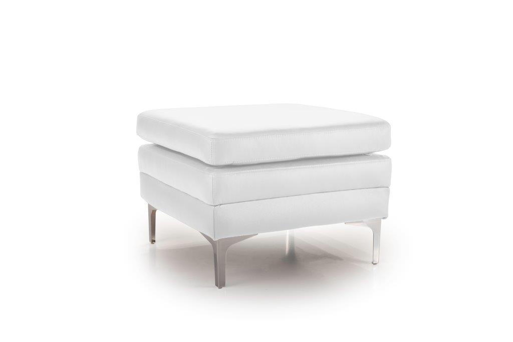 TWIGO pouf (SIERA white) side softnord soft nord scandinavian style furniture modern interior design sofa bed chair pouf upholstery