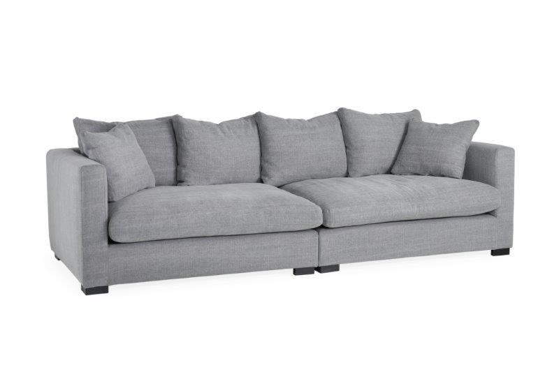 COMFY 3-seater (Kiss 65 grey)-