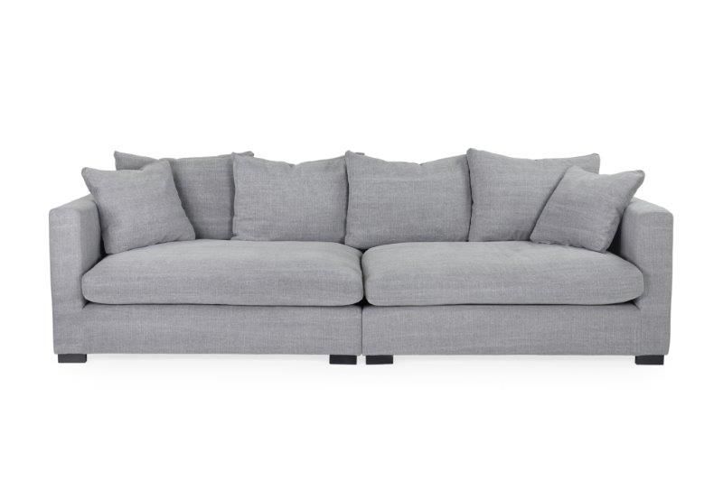 COMFY 3-seater (Kiss 65 grey)