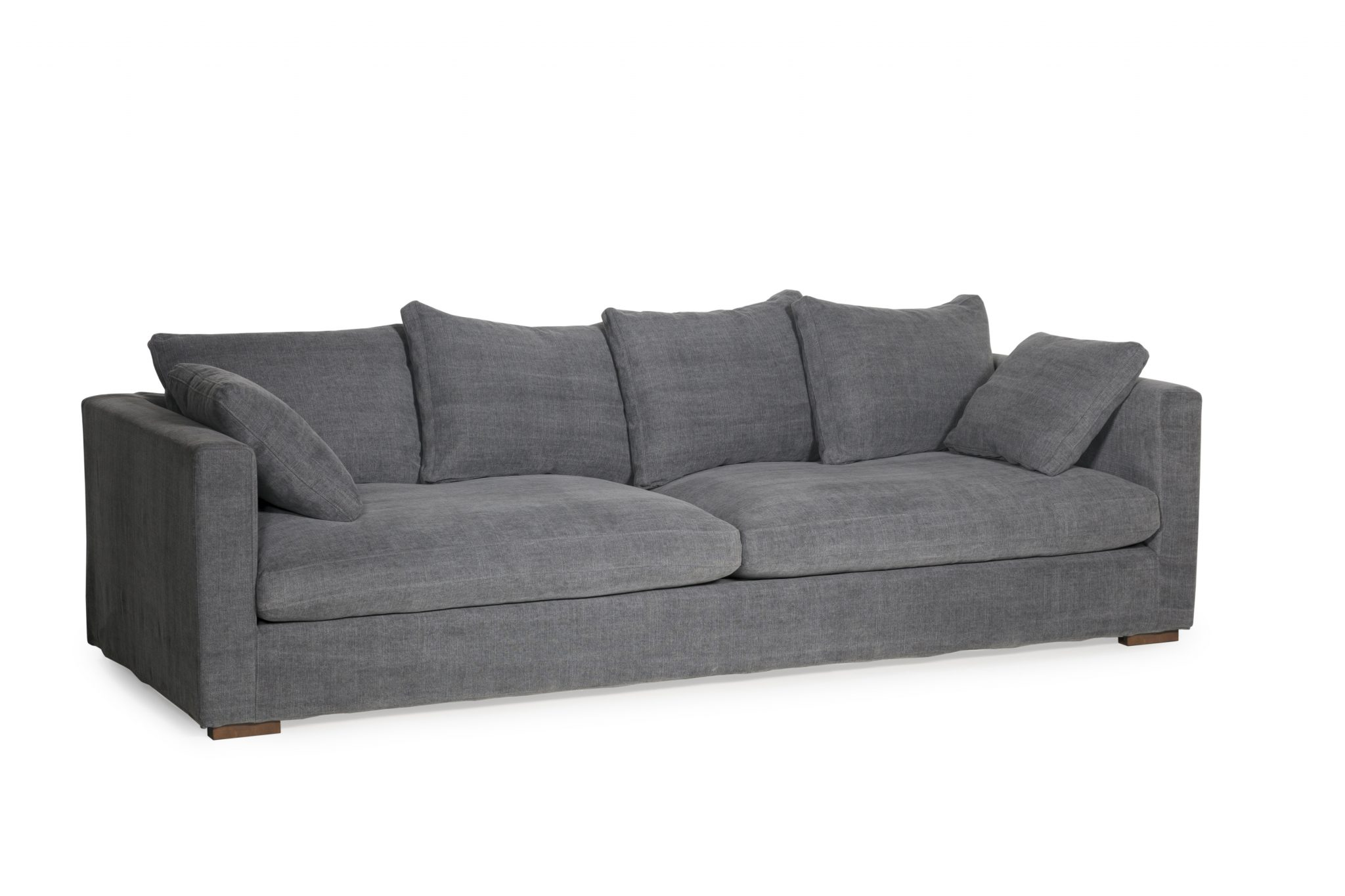 Comfy Comfortable Sofa Scandinavian Style Softnord 3