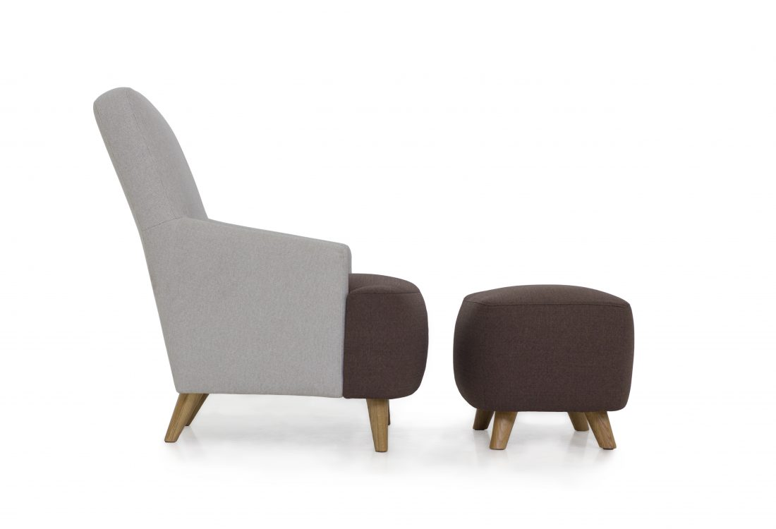 Slope chair scandinavian style softnord (6)