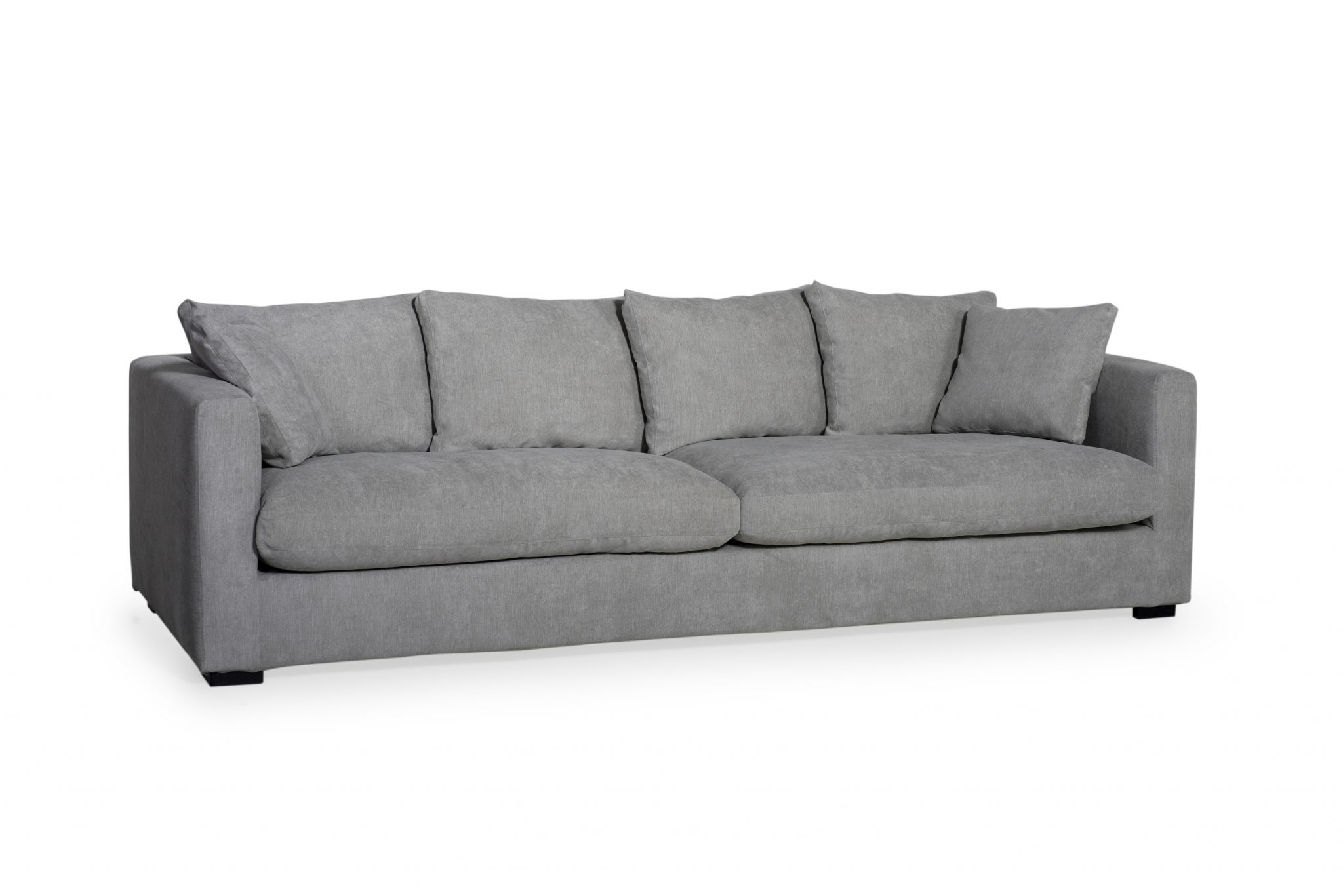 Charming Comfy Sofa Scandinavian Style Softnord
