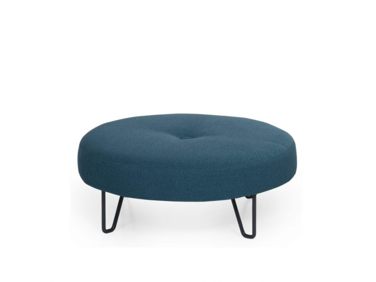 Sovico medium pouffe sofa scandinavian style softnord