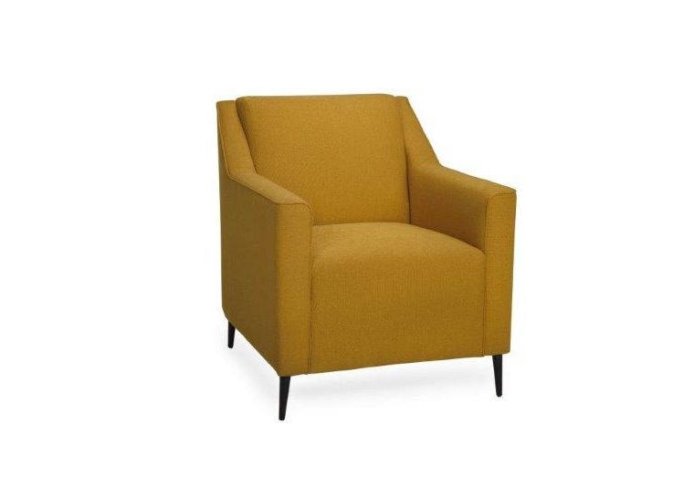 BASEL chair (FAME 24 gold) softnord soft nord scandinavian style furniture interior design sofa bed chair