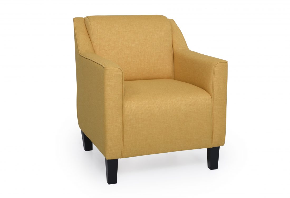 BASEL chair (LIDO 23 yellow) (1)