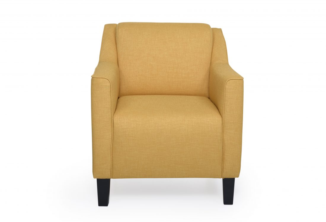 BASEL chair (LIDO 23 yellow) (2)