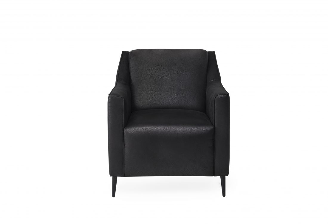 BASEL chair (Wrangler 6 black)